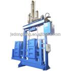 Twin Chamber Waste Cotton Baling Machine