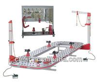 Car Bench Auto Body Frame Machine With Pneumatic Pump H-807