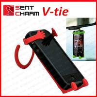 customize multiple tablet pc car holder for bike and car