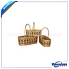 rectangular cheap wicker hampers baskets