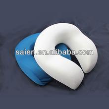 Fashion high density memory foam u-shape travel pillow
