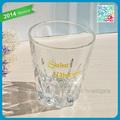 Máquina pressionado uísque de vidro cristal copos por atacado uso Bar Whisky vinho copos de vidro grosso e pesado uísque copos de vinho