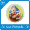 Customized photo soccer ball football mini promotional toy footballs football tennis ball