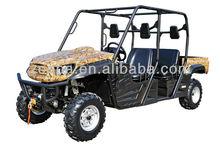 4 seat utility vehicle
