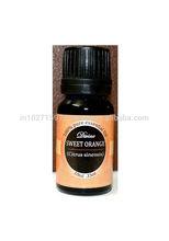 Sweet Orange Essential Oils