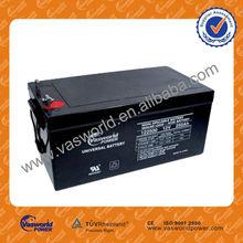 UPS inverter battery charger battery 12v250ah for solar battery