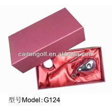 2014 elegent golf gift set golf pen gift set wholesale G124