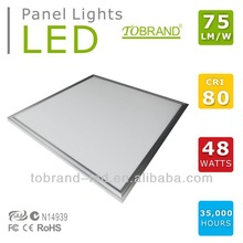 Tobrand 0.9 Power Factor 600x600 square led ceiling light