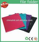 China Manufacture custom printed a4 size plastic file folder sheets