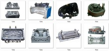 high-end plastic injection molding industry Over Molding And Two-Shot Moulding