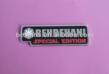 customized auto letters car emblems,bicycle car emblem
