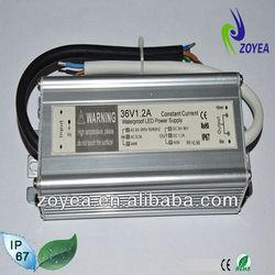 0/1~10V pwm dim led driver 220v constant current 900mA 700mA 500mA 350mA with high quality