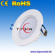 High efficiency indoor lighting 10 watt led downlight