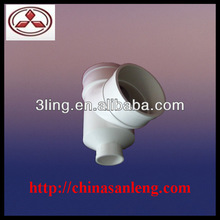 tee fitting bottle PVC pipe and fitting / plastic UPVC tee upvc reducing bottle 110mm upvc reducing bottle