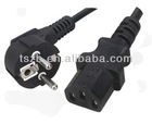 VDE AC power cable
