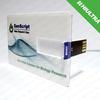 Plastic Credit Card USB Flash Drive