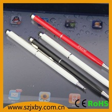 metal pen clip design promotional pens logo fat