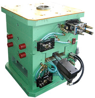 high power electric injection molding machine Overmold Tooling An Two Colour Plastic Products