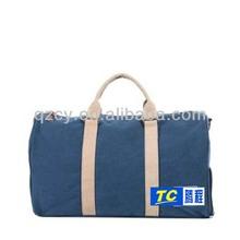 Novel cotton Canvas Mid Volume Duffel Bag