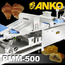 Anko scale extrusion mixing making puffed food processing machine