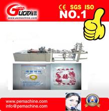HOT SALE! LDPE plastic Self seal zip lock bag making machine