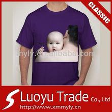 O-neck man tshirt/round shirt