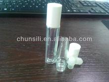 small volume cosmetics sample sack, roll on bottles roller ball sport perfume roll on bottles