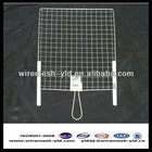high quality crimped wire mesh/ barbecue wire mesh/China surpplier/ISO9001,2008