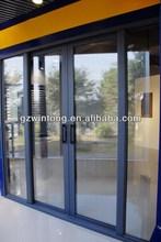 pictures aluminum sliding door with international standard