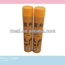 750ml General Purpose High Expanding PU Foam Sealant Spray Foam Insulation Polyurethane Foam China Manufacturer