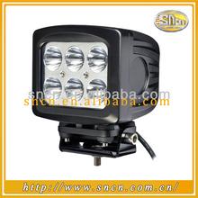 60w led off road light ATV UTV 4WD 4x4 offroad work light