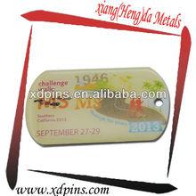 blank custom engraved pet tag wholesale in dongguan