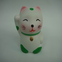 cat doll grass seed planter