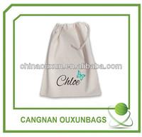2014 Cheap promotion organic cotton string bag