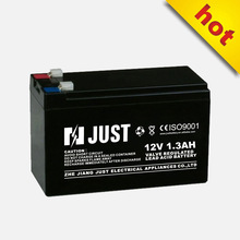 battery powered led up light vrla battery 12v 1.3ah