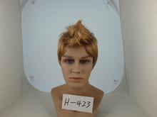 China Wig Supplier Wholesale Short Hair Wig Men Fashion Wig