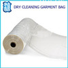 Assorted size high quality hot sales biodegradable laundry bag in LDPE with CSA Additive widely used for dry cleaning shop used