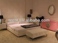 2014 hot sales beds design space saver bedroom furniture
