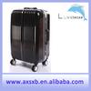 ABS+PC 3pcs ALUMINUM FRAME LUGGAGE set new style travel trolley luggage set suitcase travel trolley luggage