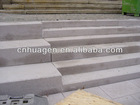 outdoor natural granite steps