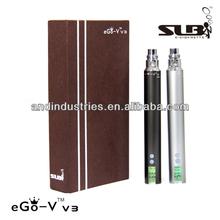 Ego V V3 Mega 1300 mAh battery This Mega V3 allow you to change the watts and voltage