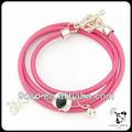 Bracelet tendance 2014 tennis, simple paracord bracelet fermoir magnétique promotionnel. jb1223