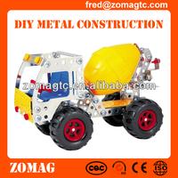 Children Metal Construction Toys