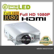 Sake 1080 LED beamer led projector newest and low cost projector X1