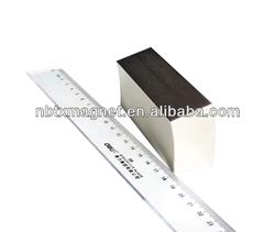 """2""""x2""""x1"""" Neodymium block magnet of NdFeb"""