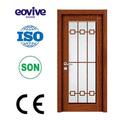 master design e preço competitivo ce porta de madeira rústica
