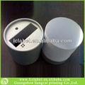 llanura de empaquetado de la caja del cilindro del tubo de la moneda