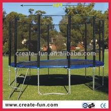 CreateFun new design durable upmarket costco trampolines with enclosure(5FT~16FT)