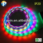 Factory Newest LED-Lichtleiste 10pcs TM1809 IC 5050smd 30leds/m 45w IP20 waterproof dream color flexible led strip