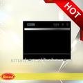 6 مجموعات سطح المكتب مصغرة آلة غسل الصحون التجارية مع ع/ ce/ emc